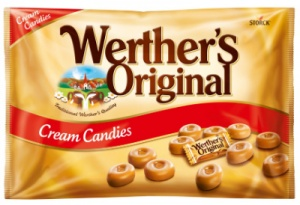 Werther's Original Cream Candies 1Kg