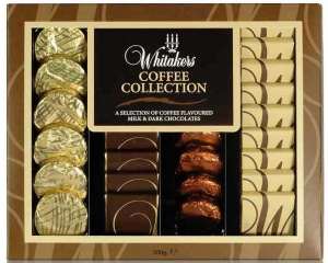 Coffee Chocolate Selection (Whitakers)