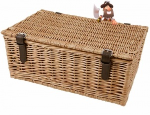 Create Your Own Wicker Sweet Hamper Large Size 18inch