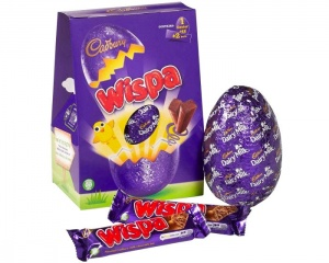 Cadbury Wispa Easter Egg Large 224g