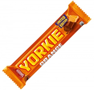 Yorkie Orange Chocolate Bar (Limited Edition)